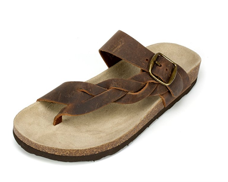 White Mountain Shoes 'CRAWFORD' Women's Sandal
