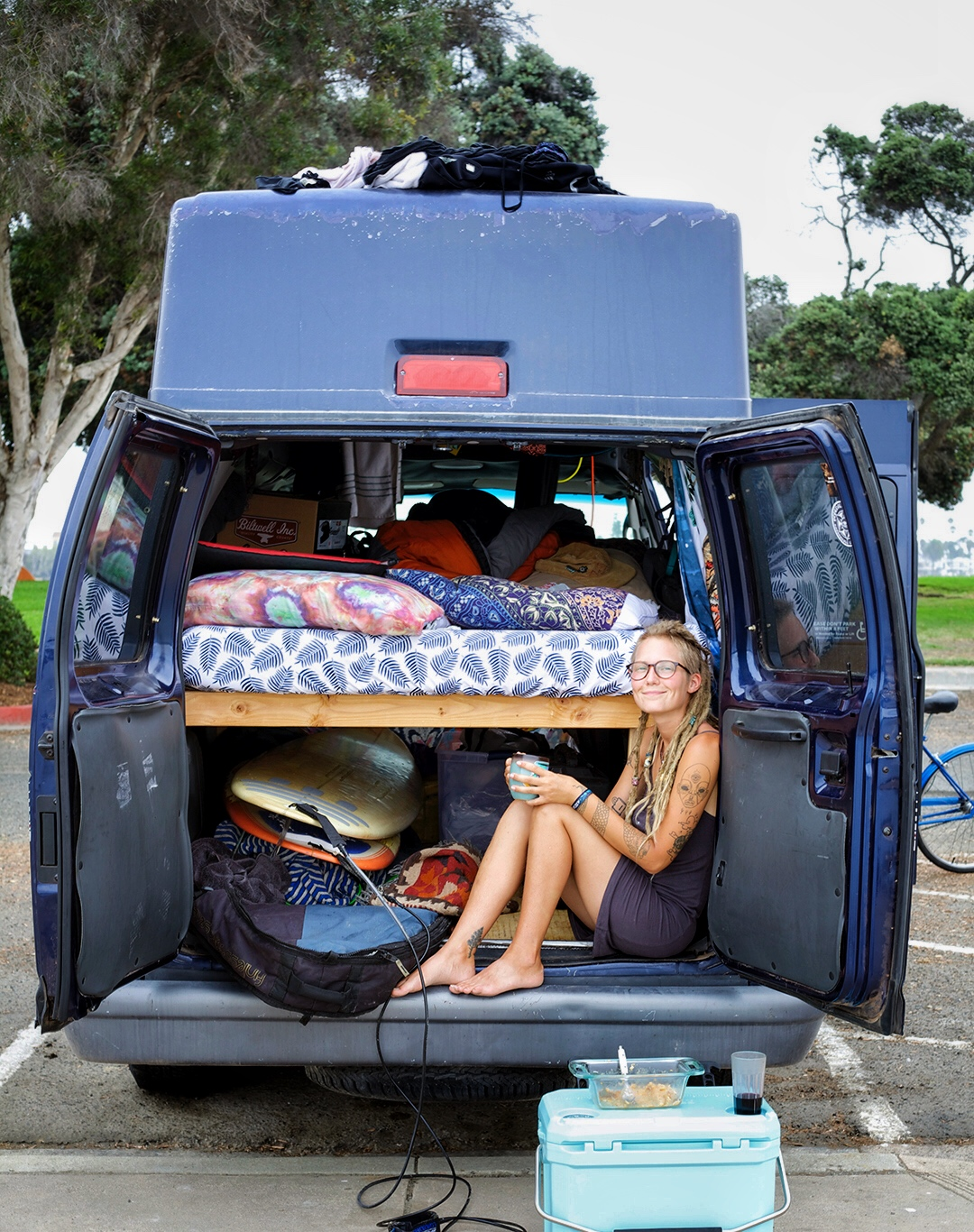 d512cc828f Dating in Two Vans — Tiny House, Tiny Footprint