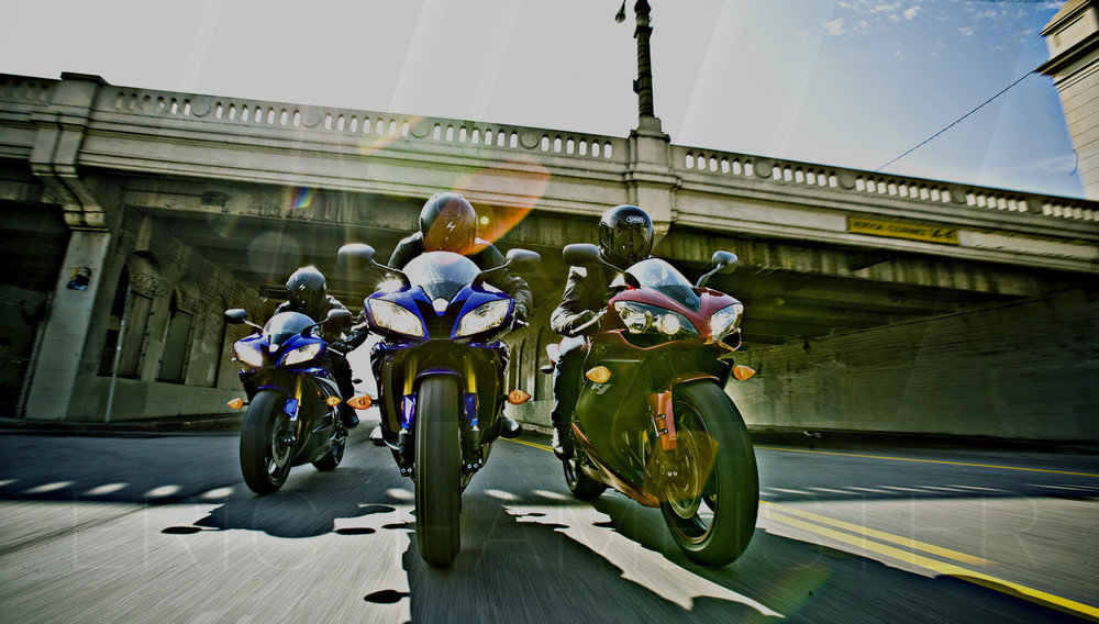 :30 Yamaha R1-R6 - Respect 'From the Track to the Street'