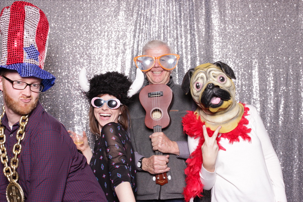 chico-california-photo-booth-rental-holiday-party-valley-oak-family