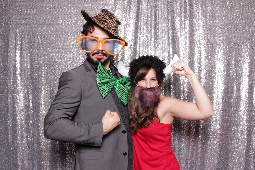 chico-california-photo-booth-rental-holiday-party-valley-oak-beard-prop