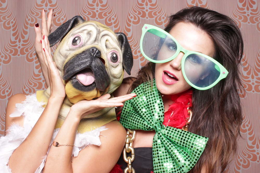 chico-photo-booth-rental-pug-bowtie