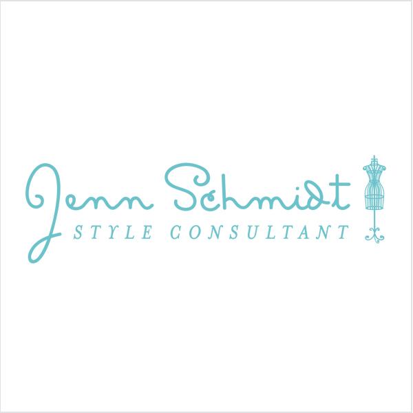jenn schmidt style logo design graphic