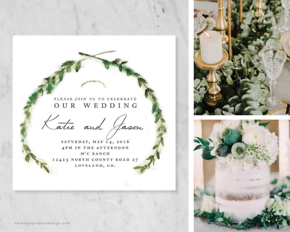 "Click to see more about the ""Woodland Wonder"" invitation suite!"