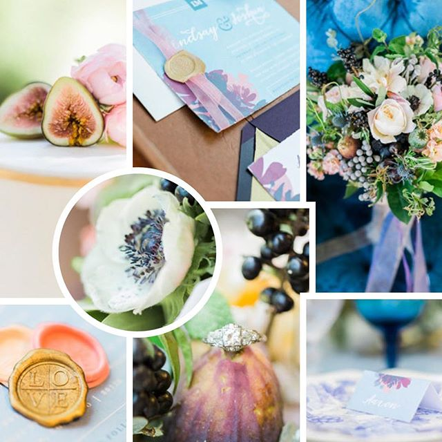 What an incredible styled shoot to be a part of! It is featured on @luxemountainweddings today!! The colors, floral, styling, everything...came together so perfectly to give brides some great inspiration!! . . . . .  Photographer: @sarahporterphotos |  Design and Decor: @wilco_creative |  Floral Designer: @bella_calla | Location: @chatfieldbotanicgardens |  Dress Store: @doragracebridal |  Hair Stylist: @monnierhys |  Calligrapher: @ohjoyfulday | Cake Designer: @samkeithcakes |  Invitation Designer: @veronicaprestondesign |  Ring Designer: @victorbarbonejewelry