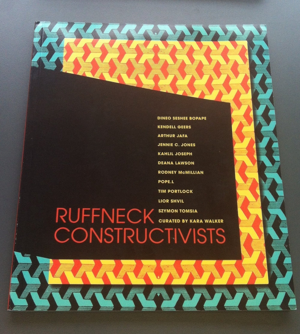 Ruffneck Constructivists, Curated by Kara Walker