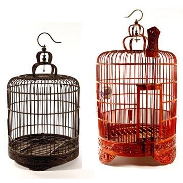 Cane Birdcages