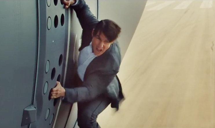 Sogar fliegen kann er: Tom Cruise© syracuse.com