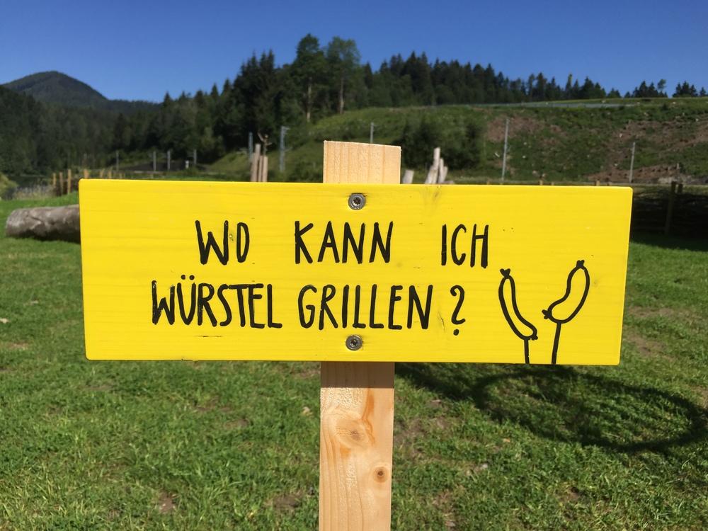 Existenzfragen im Naturpark Ötscher-Tormäuer © Martin Thomas Pesl