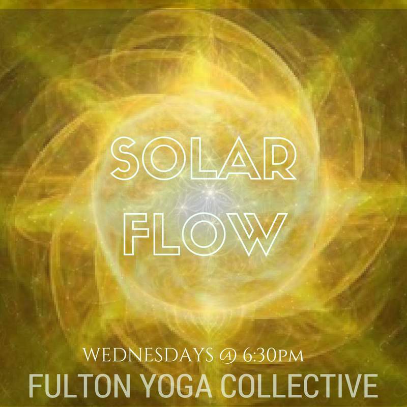 Build your internal fire then cool it down at FYC's Solar+Lunar Yoga Classes, happening Wednesday evenings in Downtown Fresno @ 6:30-8:45pm.