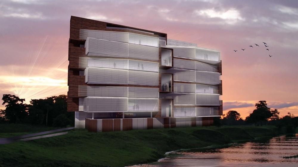 ESPARQ BUILDING