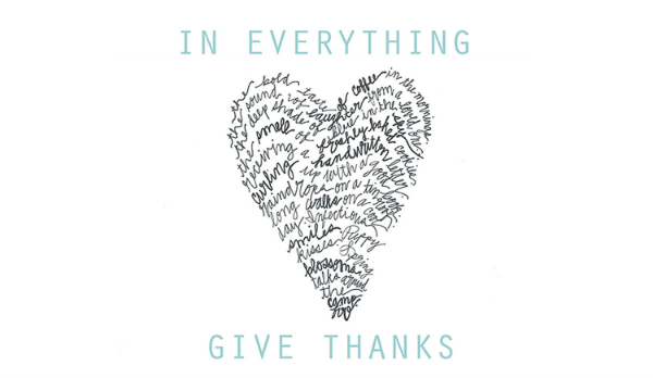 In Everything Give Thanks :: click here to download desktop wallpaper ::