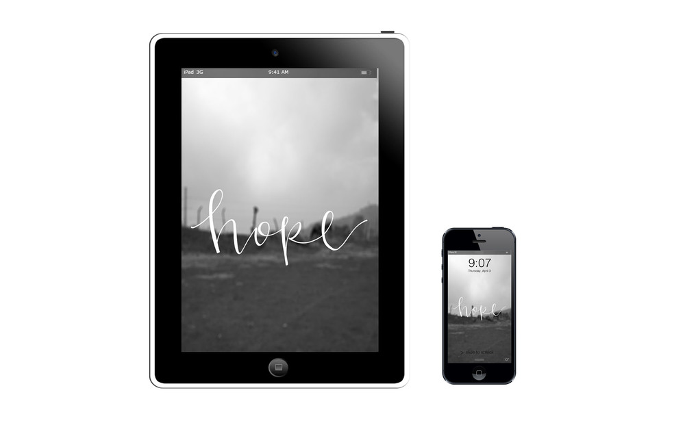 Hope :: click here to download tablet wallpaper :: :: click here to download phone wallpaper ::