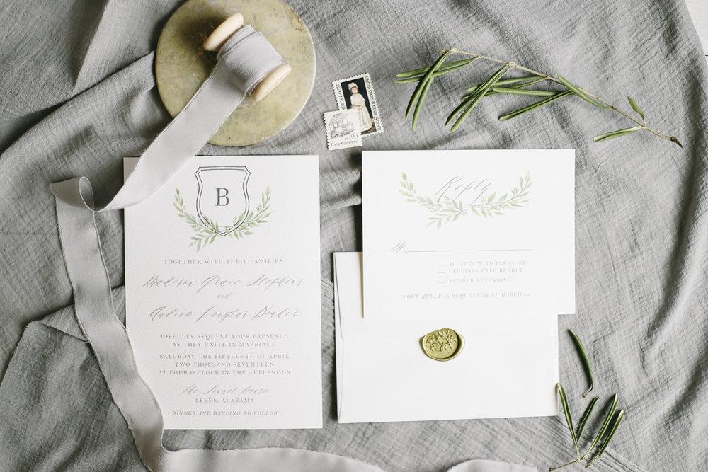 SHOP ALL SEMI-CUSTOM WEDDING PAPER -