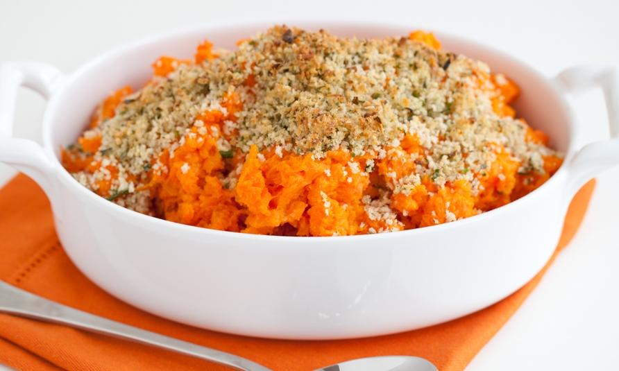 Baked Carrot Casserole