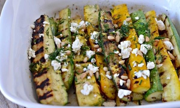 zucchini feta