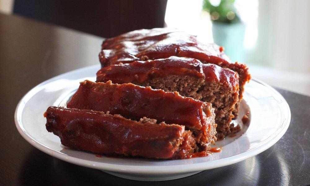 Sweet Onion Meatloaf