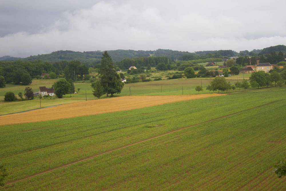 Country side, France