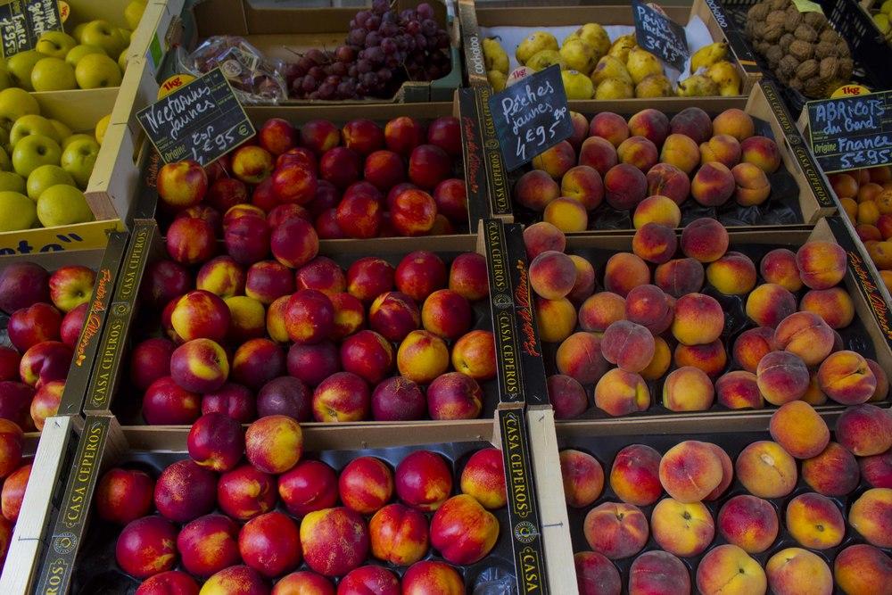 Market, France