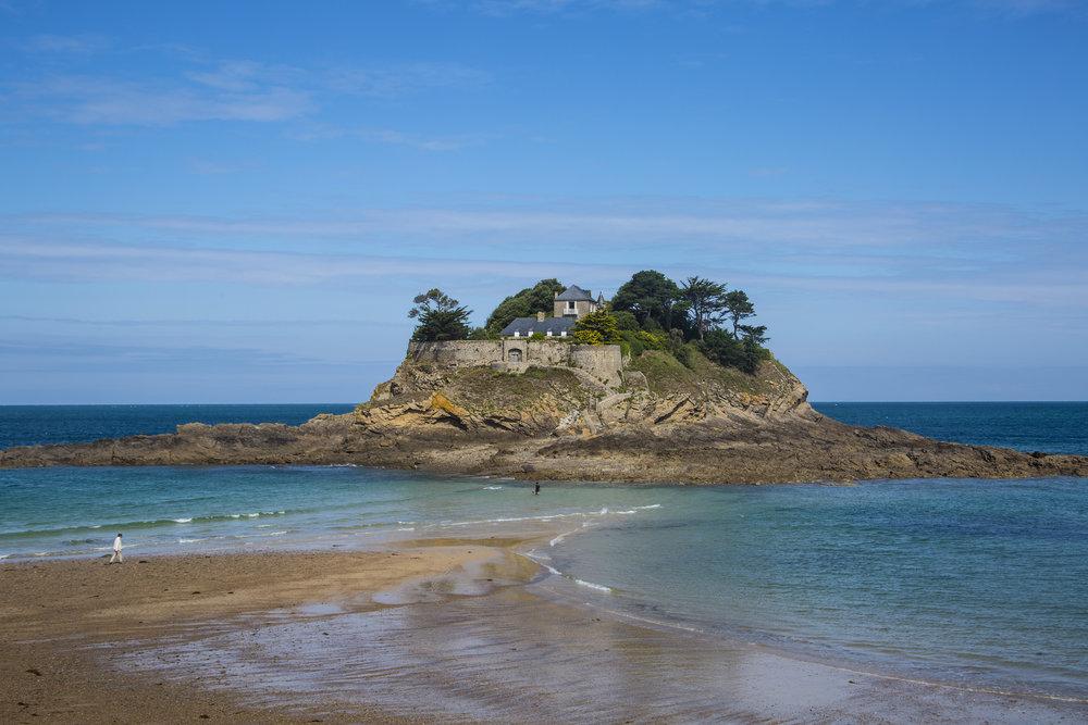 Fort Du Glesclin, Bretagne