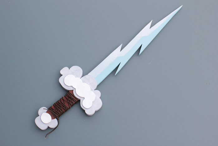Cloud Sword