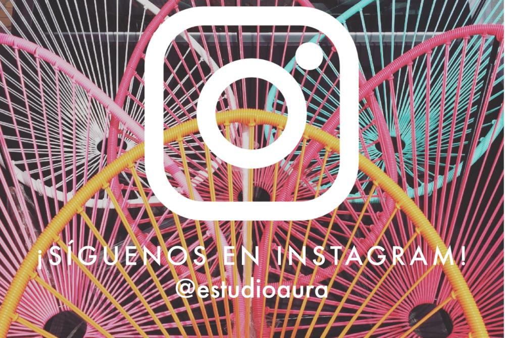 Estudio Aura Instagram