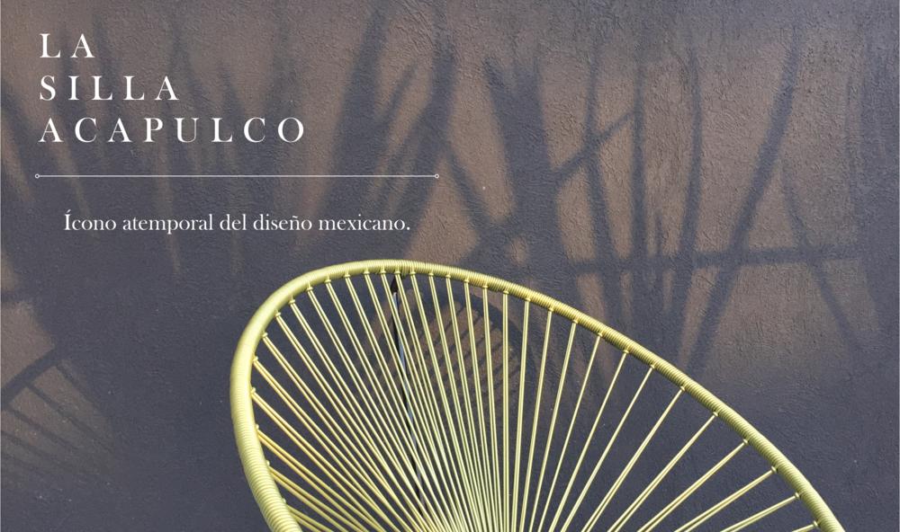 Estudio Aura Silla Acapulco