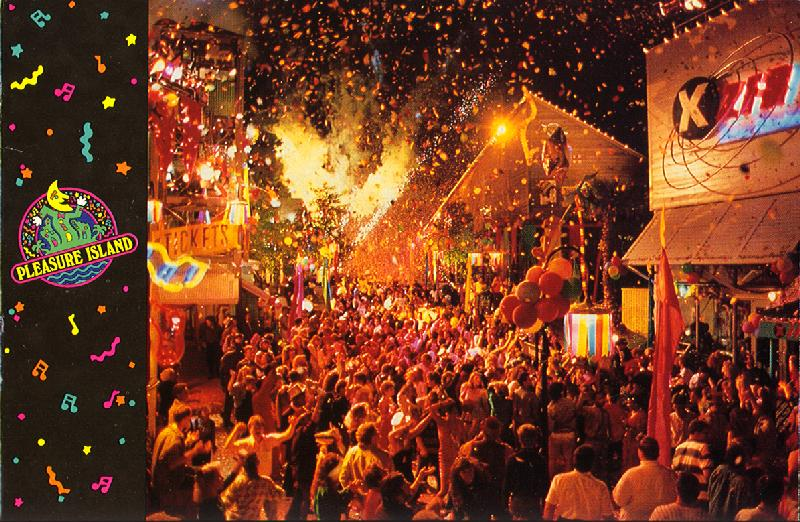 Disney implemented Michael's recommended street party, efficiently  increasing entertainment value where capacity already existed
