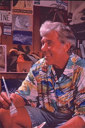 Artist John Severson