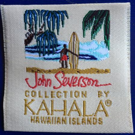 John Severson label
