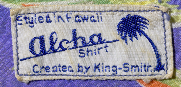Ellery Chun's original label.
