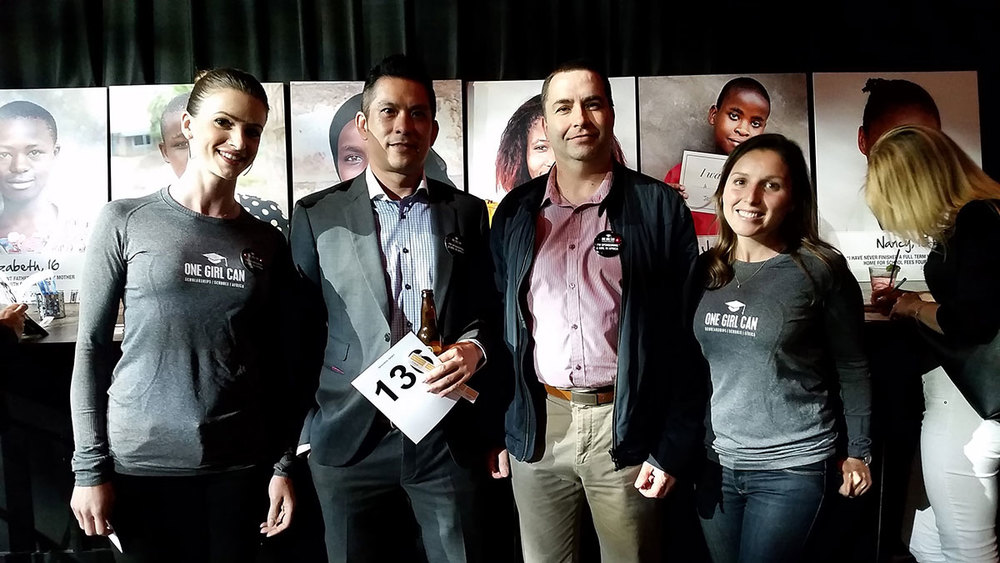 A few of the 1-Bridge partner's participated at the One Girl Can charity event in Vancouver.  Time well spent for an amazing cause. The aim is to make it the first of many!