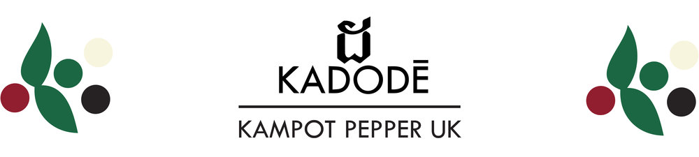 Kadode Kampot Pepper UK
