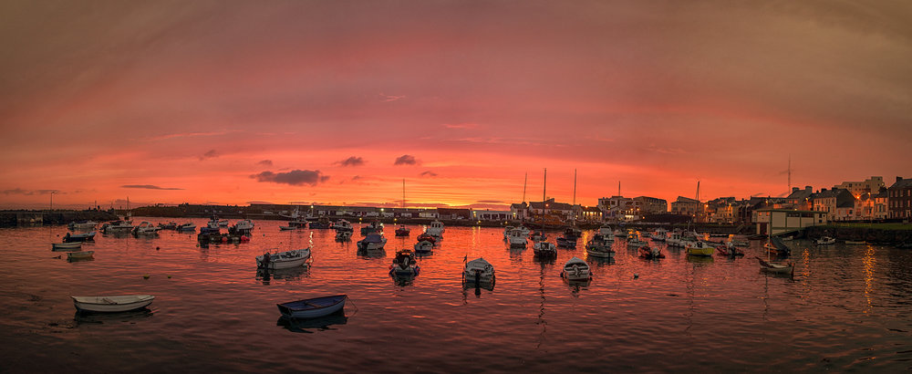 20120723-Portrush harbour-sunset.jpg