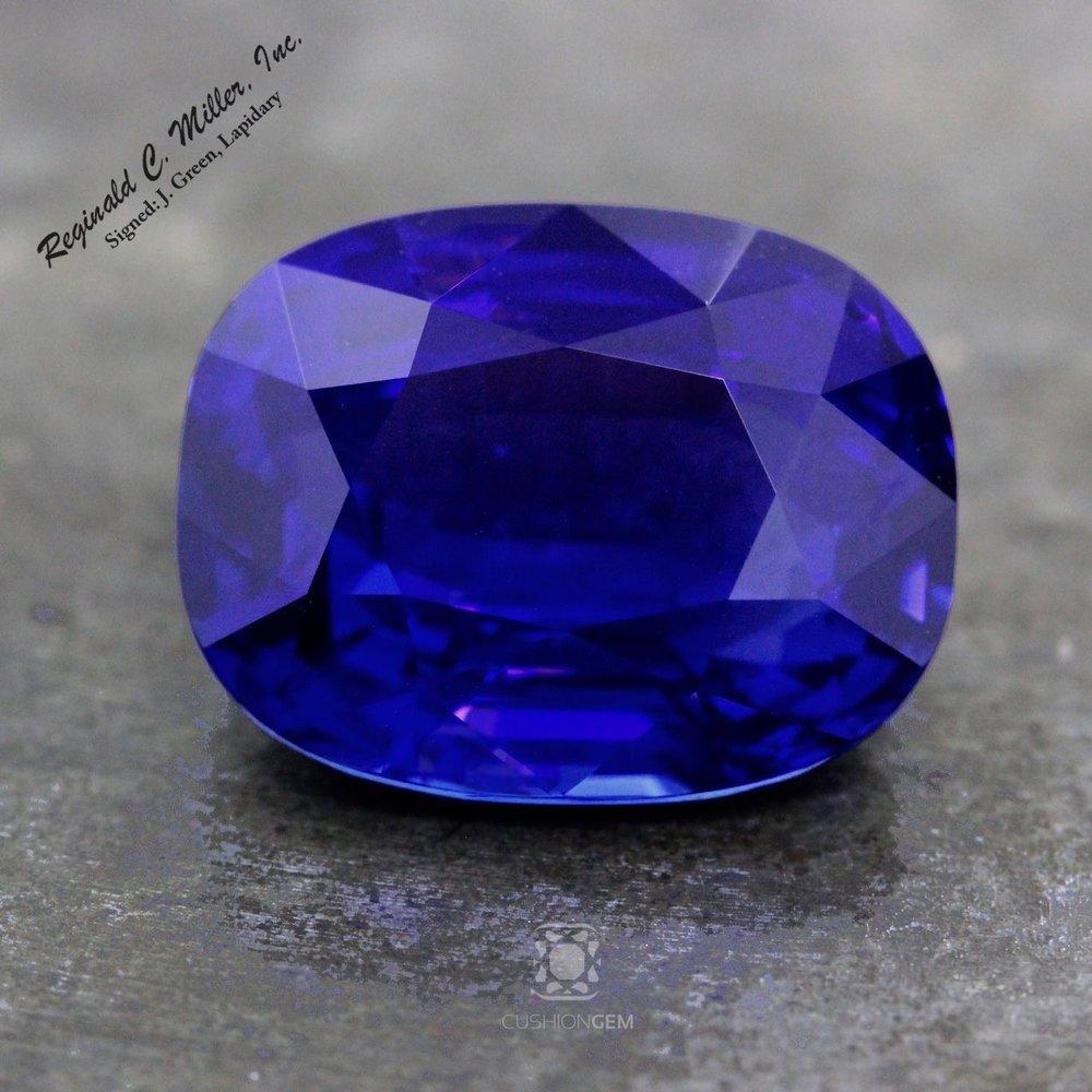 11 carat Elahera Sapphire