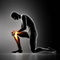 pijn onder de knieschijf