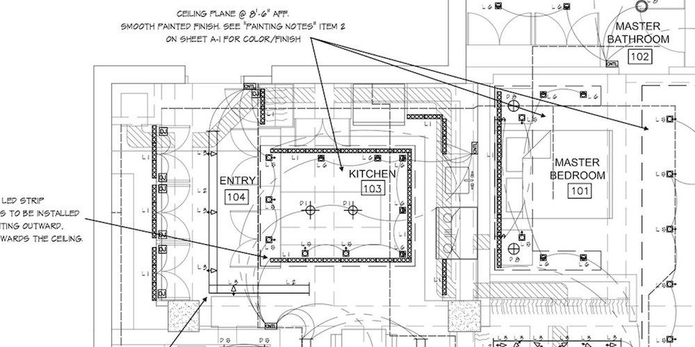 Fullbright Columbia Lofts - DECEMBER 2017 | Lighting Design Development Package