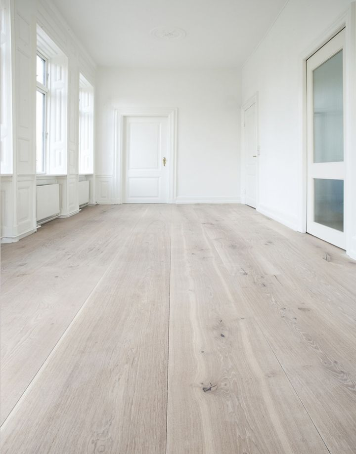 Natural light wood floor Engineered Wood Am Lover Of All Light Thingsfascinated By All Things Airy And Bright My Immediate Choice Was Hands Down Light Floors To Obtain As Much Natural Light Urban Floor New Home Build Flooring Nioby Trivett