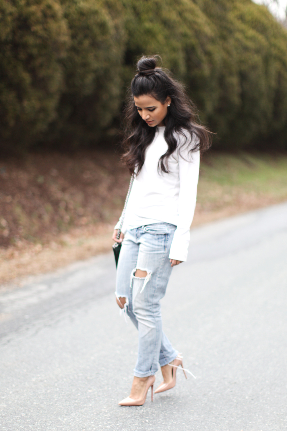 7b23c516d0a DISTRESSED DENIM : CASUAL WEAR - BLOGGING BEHIND THE SCENES — NIOBY ...