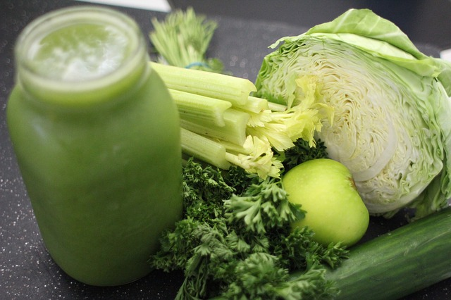 Green Immunity Juice