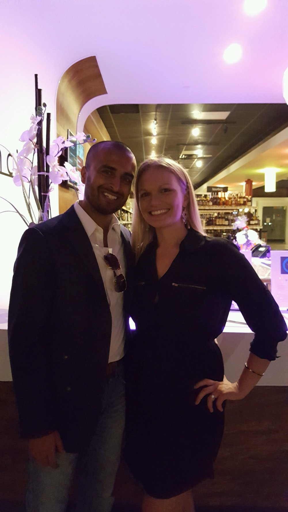 Night Out for Domestic Violence Awareness