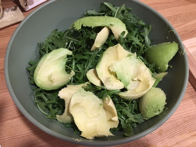 Simple Salad Recipe | Lean and Green Body