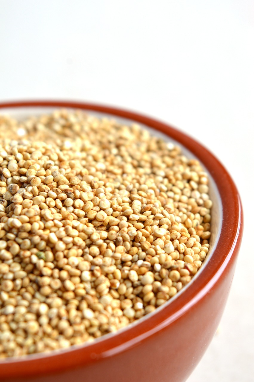 Quinoa - Vegan Protein Options | Lean and green Body Blog
