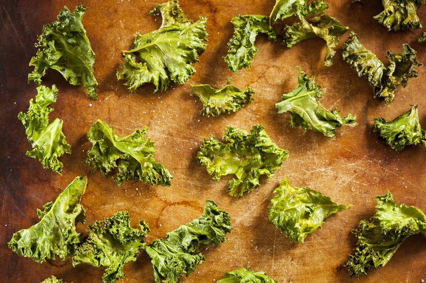 Kale Chips Recipe | Lean and Green Body Blog