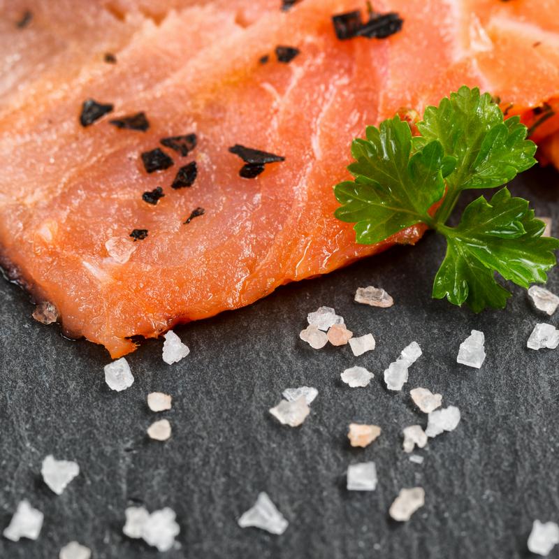 Salmon Lettuce Wraps | Lean and Green Body