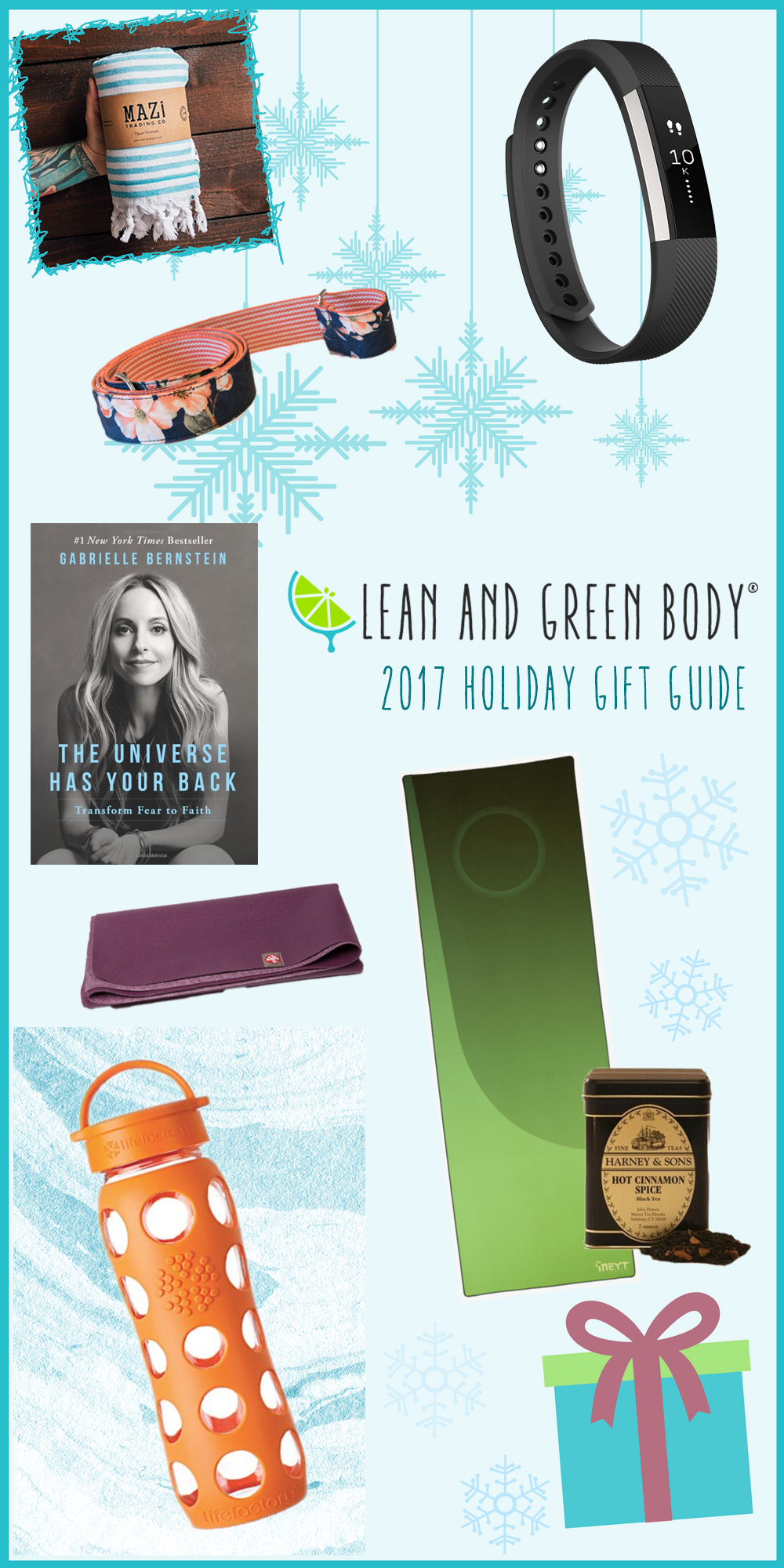 Lean and Green Body Holiday Gift Guide