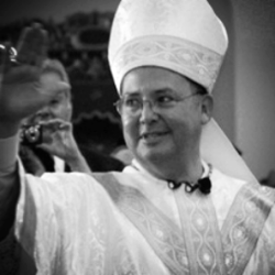 Bishop Eduardo Alanis Nevares was born in San Antonio, and raised in Houston. Pope Emeritus Benedict XVI named him Auxiliary Bishop for the Roman Catholic Diocese of Phoenix, where he serves together with Bishop Thomas J. Olmsted...read more