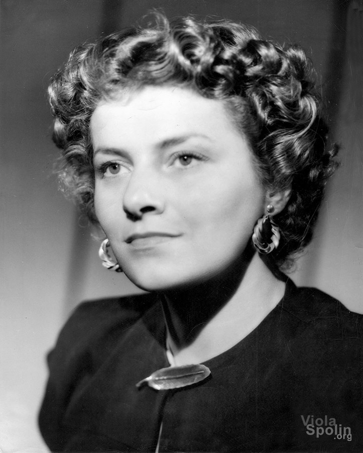 Viola Spolin, 1946 (www.violaspolin.com)