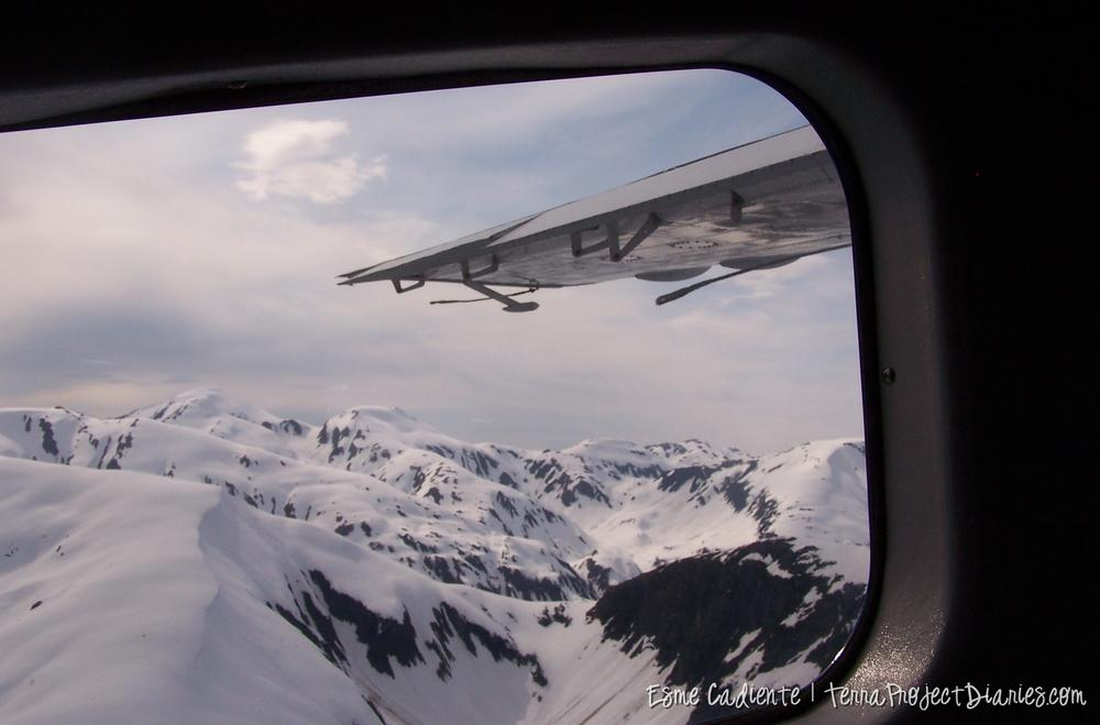 float plane juneau alaska
