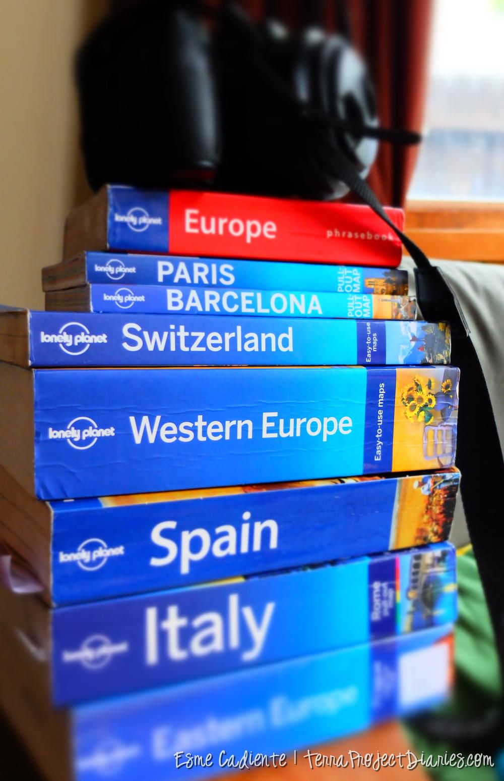 Preparing for a Euro trip